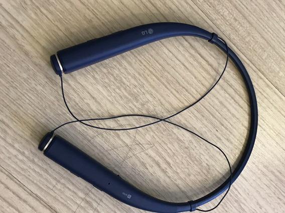 Fone De Ouvido LG Tone Pro 780 Azul Headset Original