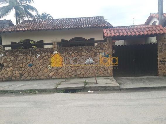 Casa Residencial À Venda, Itaipu, Niterói. - Ca0740
