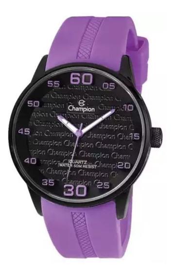 Relógio Champion De Fábrica, Original, Feminino, Ch30206l