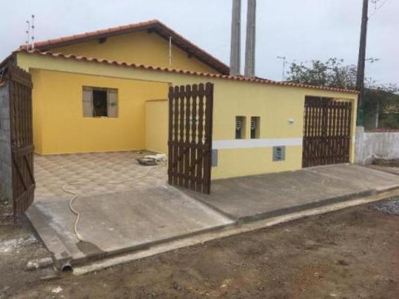 Casa Geminada Com Financiamento - Itanhaém 4779   P.c.x