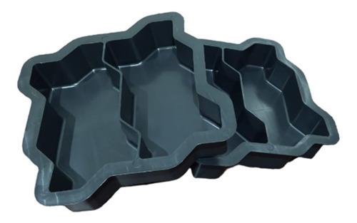 Forma De Fabricação Bloquetes De Cimento 16 Faces .