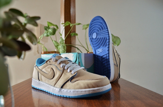 Air Jordan 1 Low Sb Lance Mountain Desert Ore