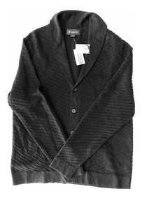 Suéter Cardigan Inc Hombre Original