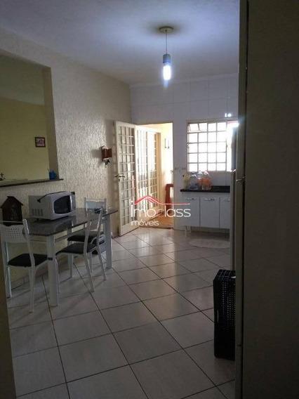 Casa Residencial À Venda, Jardim Mirandola, Americana. - Ca0748