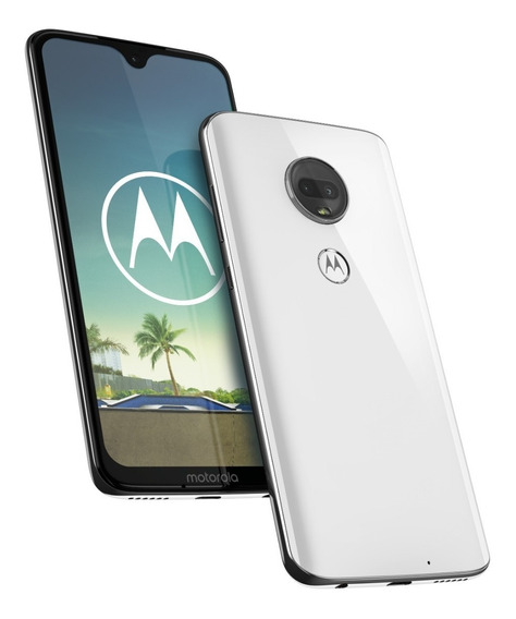 Celular Libre Motorola Moto G7 64gb Camara Dual Garantia!