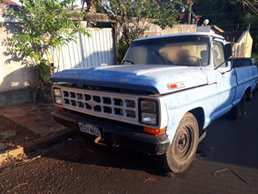 Ford F 100 4 Cilindros 78