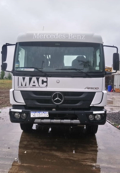 Mercedes Benz Atego 2730 B Mod 2018