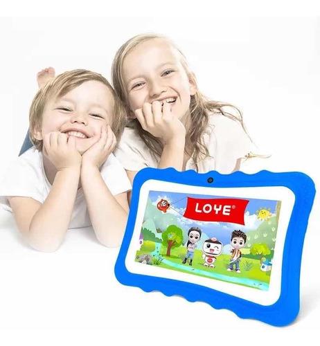 Tablet Veidoo Kids  1 Gb Ram 16 Gb Interna + Estuche