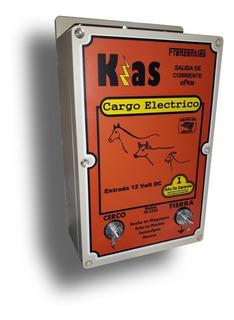 Energizador 12 V Para Cercos Electricos, Alcance 45km