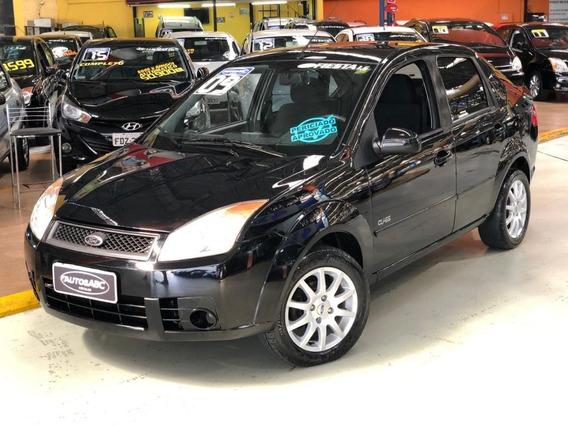 Fiesta 1.6 Sedan 2009 Pequena Entrada+r$535,00 Mensais