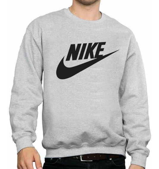 Sweater Nike Suéter Sin Capucha Estampado Dama Y Caballero