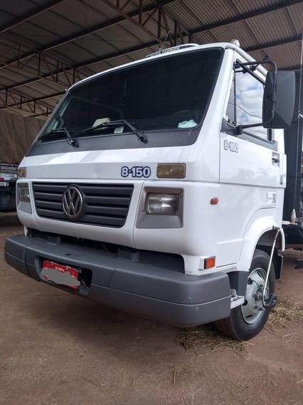 Caminhão Volkswagem 8-150 - Ano 2003