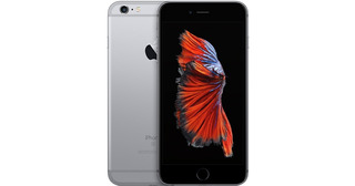 iPhone 6s Plus Cinza Espacial
