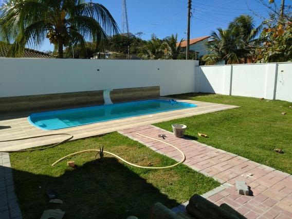 Casa Em Itaipuaçu, Maricá/rj De 101m² 2 Quartos À Venda Por R$ 265.000,00 - Ca389712
