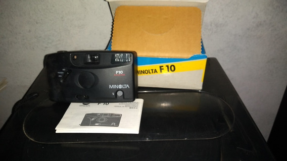 Câmera Analógica Minolta F10