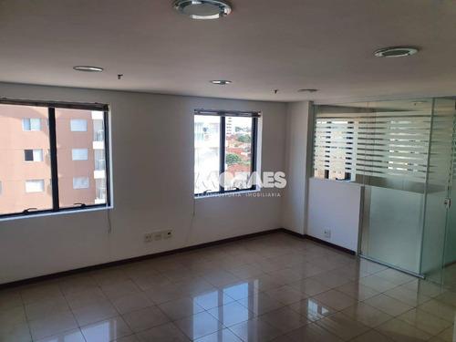 Sala Para Alugar, 76 M² Por R$ 800,00/mês - Centro - Bauru/sp - Sa0113