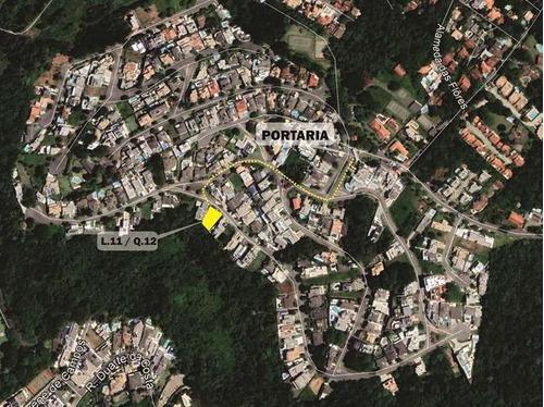 Imagem 1 de 8 de Terreno À Venda, 584 M² Por R$ 430.000,00 - Golf Village - Carapicuíba/sp - Te1135