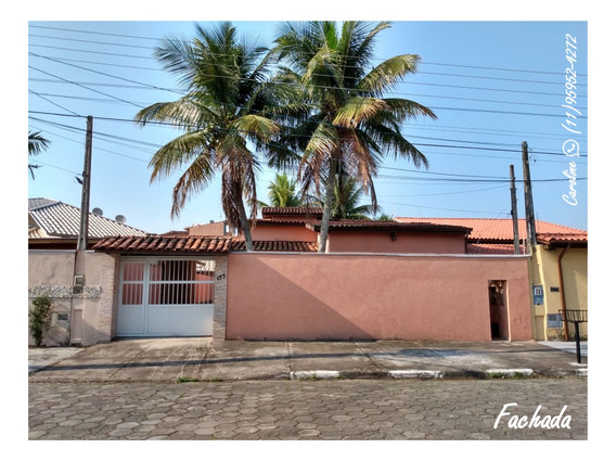 Alugo Casa Em Caraguatatuba - Praia Das Palmeiras - Litoral
