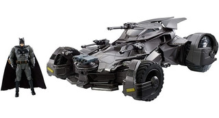 Batman Batmobile Liga De La Justicia Rc Mattel No Hot Toys