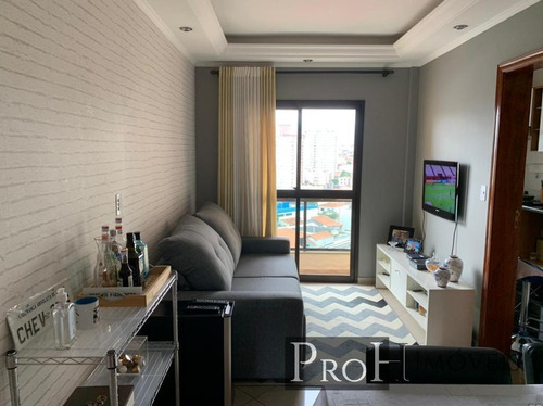 Imagem 1 de 15 de Apartamento Para Venda Em São Caetano Do Sul, Santa Maria, 2 Dormitórios, 1 Suíte, 2 Banheiros, 2 Vagas - Gibadea