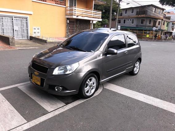 Chevrolet Aveo Gt 2011