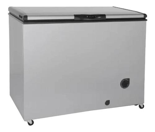 Freezer horizontal Inelro FIH-350 plata 325L 220V