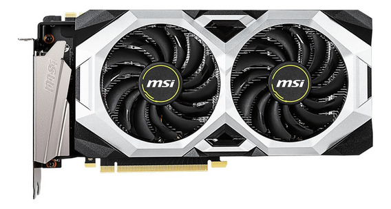 Placa de video Nvidia MSI GeForce RTX 20 Series RTX 2070 SUPER GEFORCE RTX 2070 SUPER VENTUS GP OC OC Edition 8GB