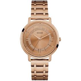 Relógio Feminino Guess 92635lpgdra3 Analógico Rosé