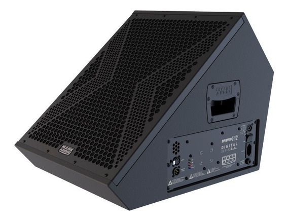 Monitor Ativo 480w 12 Polegadas Preto Mmk12a Mark Audio