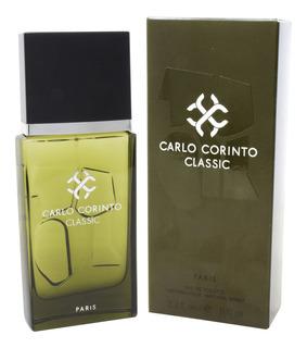 Carlo Corinto Classic De Carlo Corinto Eau De Toilette 100 M