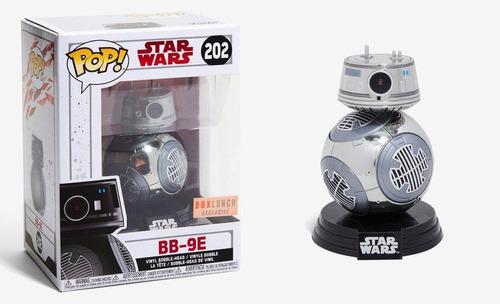 Funko Pop! Star Wars - Bb-9e #202 (box Lunch Exclusive)