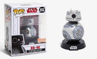 Funko Pop! Star Wars - Bb-9e #202 (box Lunch Exclusive)