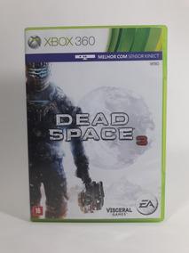 Jogo Dead Space 3 Xbox 360 Original Seminovo