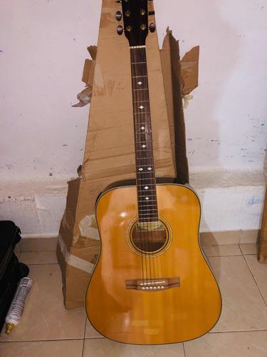 Imagen 1 de 5 de Guitarra Electroacustica Fretmaster Serie K