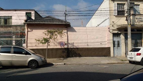 Galpão Comercial À Venda, Belenzinho, São Paulo. - Ga0052
