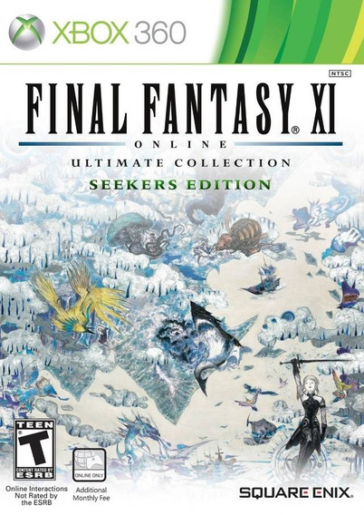 Final Fantasy Xi Seekers Of Adoulin - Ultimate Collection