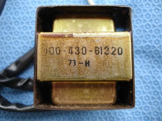 Transformador Original Do Tape Deck Sony Tc-135sd