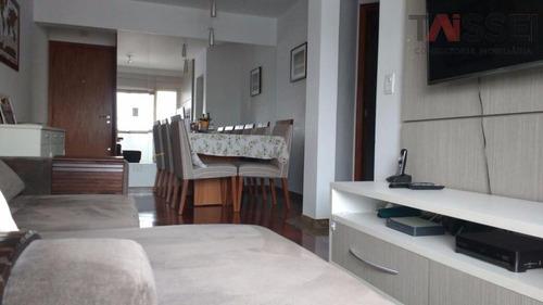 Imagem 1 de 30 de Apartamento Com 2 Dormitórios À Venda, 67 M² Por R$ 490.000,00 - Vila Gumercindo - São Paulo/sp - Ap2007