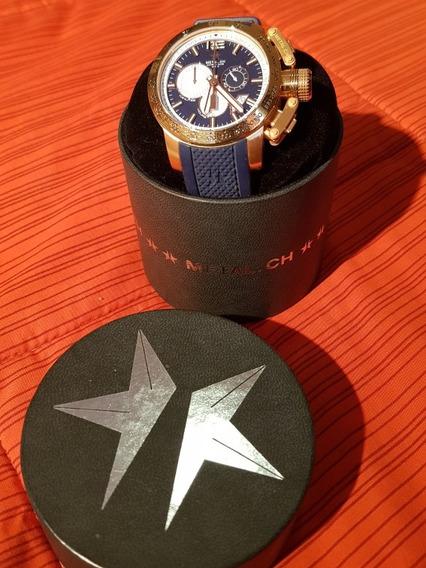 Reloj Metal.ch 4353.44 Swiss Made 10atm
