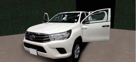 Toyotahilux Pick-up Doble Cab Tm Blanco 2017