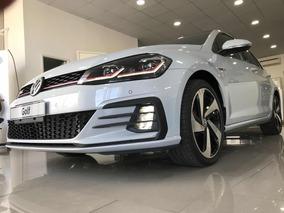 Volkswagen Golf 2.0 Gti Tsi App Connect 2018 Fisico En Salon