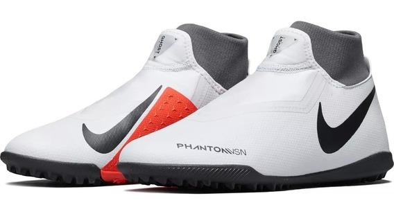 Botines Nike Phantom Vsn Botita Futbol Cesped Artificial