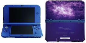 Nintendo New 3ds Xl Galaxy - Varios Jogos!