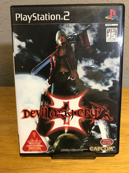 Ps2 Devil May Cry 3 Japones