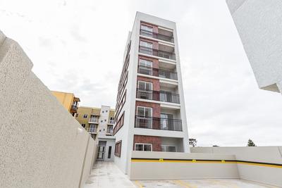 Apartamento Com 1 Dormitório À Venda, 43 M² Por R$ 200.000 - Cajuru - Curitiba/pr - Ap0288