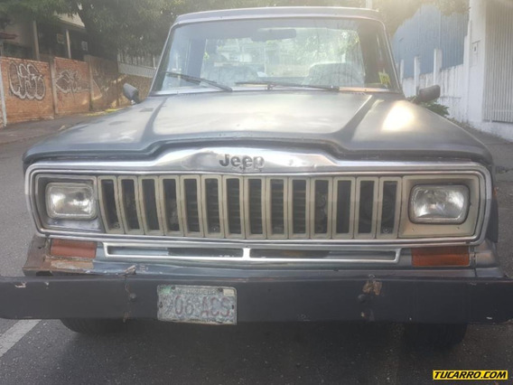 Jeep Wagoneer Automático