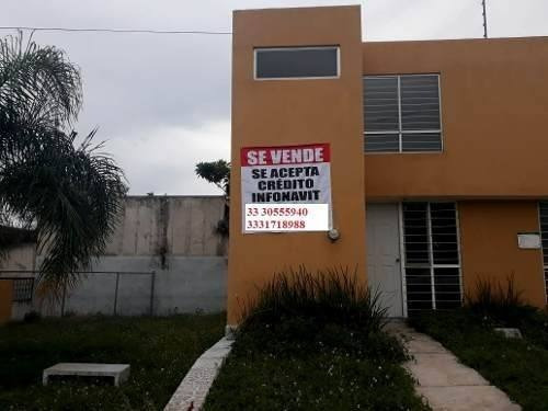 Casa En Venta En Condominio En Lomas Del Sur, Tlajomulco