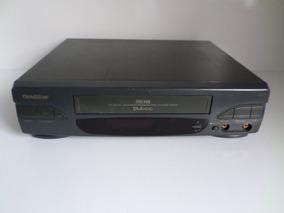 Vídeo Cassete Goldstar R-b41m - 4 Cabeças - Leia Descrição