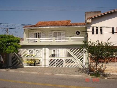 Imagem 1 de 30 de Sobrado À Venda, 4 Quartos, 4 Vagas, Dos Casa - São Bernardo Do Campo/sp - 53225
