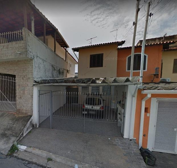 Sobrado Para Venda Em Taboão Da Serra, Parque Assunção, 2 Dormitórios, 1 Suíte, 1 Banheiro, 2 Vagas - So0681